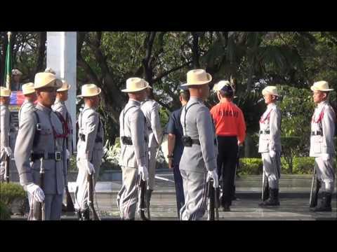 FOYER HONOR & WREATH LAYING CEREMONY ICOW 28TH ANNIVERSARY OF EDSA REVOLUTION AT TUKS, LNMB ON 25 FE