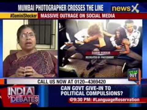 Speak Out India: Mumbai photographer crosses the line