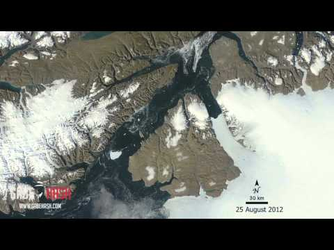 NASA: NEW IMAGES OF PLANET EARTH VIEW FROM SPACE APRIL 2, 2013
