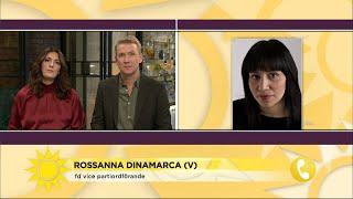 """Dinamarca: """"Jag förväntar mig att Vänsterpartiet kommer att rösta nej"""" - Nyhetsmorgon (TV4)"""