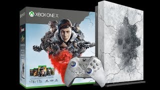 MY Impressions & Opinions On The Gears 5 Custom Xbox One X Bundle.