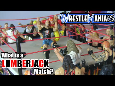 What is a Lumberjack Match?  (The WrestleManiacs) | Brand New Comedy Web Series teaser