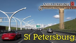 St Petersburg Russia 4K. Second Best City in Russia!