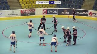 2018 Juniors World Cup USA Red v Czech Republic
