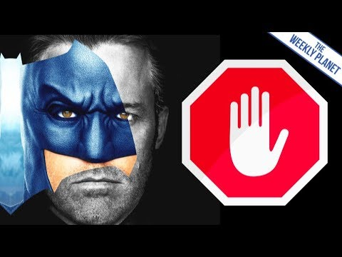 Stop Making Batman Movies