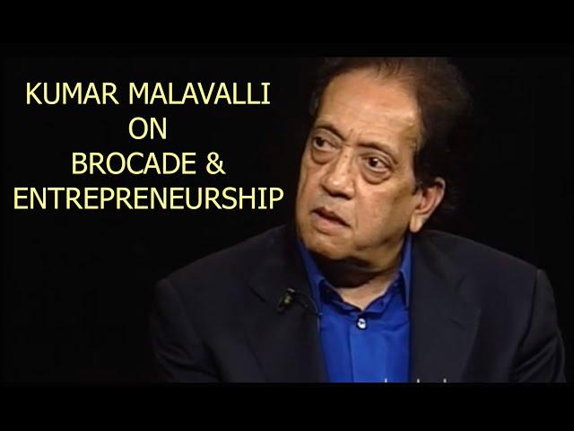 Kumar Malavalli on InMage, Brocade & Silicon Valley