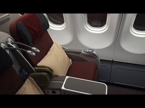 Flight Review Garuda Indonesia Business Class Jakarta to Sydney