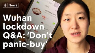 Life in lockdown Wuhan: Q&A on stockpiling and getting basic supplies