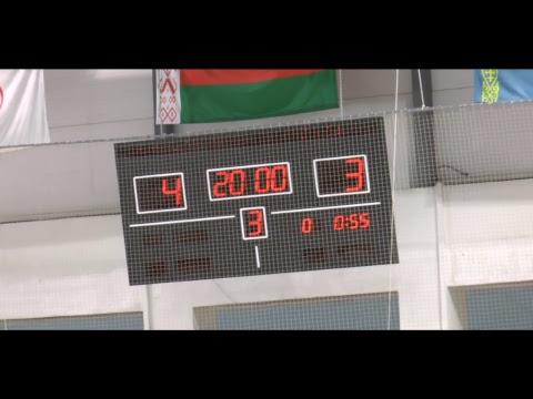 3-й этап ЦФО 2005 г.р. Локомотив-Витязь