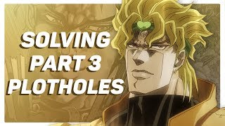 Solving the Plotholes in Stardust Crusaders