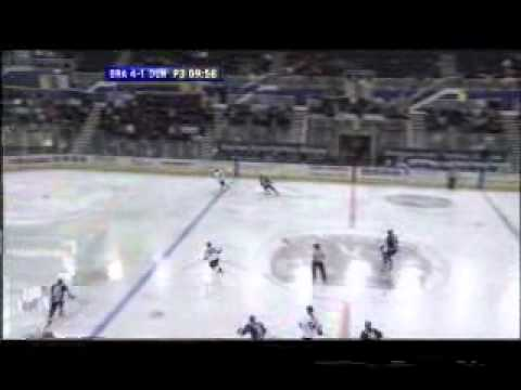 Brendan Cook 2010-2011 Mid-Season Highlights