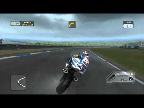 SKB 08 - Pra Quem é Fã de Motos um Bom jogo - Gameplay na HD5770
