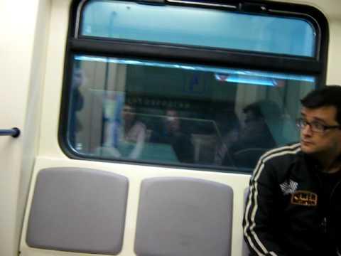 "Metro Sofia - From ""Joliot Curie"" to the central metrostation - ""Serdika"""