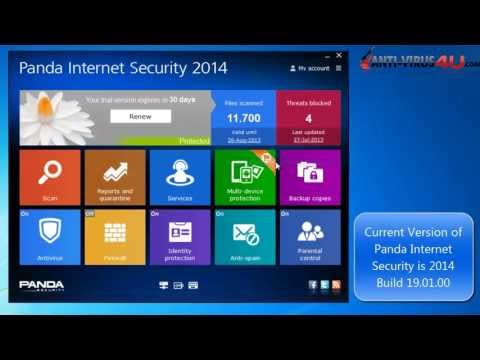 Panda Internet Security 2014 Review