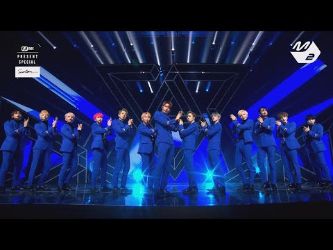 [Mnet Present Special] SEVENTEEN - 박수(CLAP)