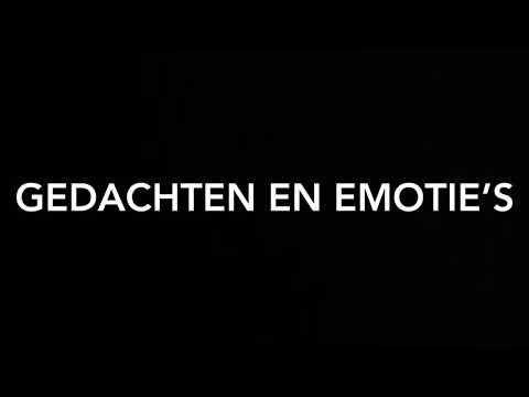 Gedachten en emoties bewustwording psychologie