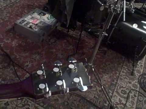 Chris Poland talks about his Yamaha guitar