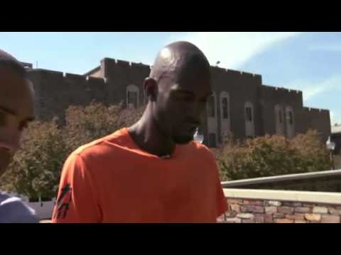 Kevin Garnett Interview With Grant Hill