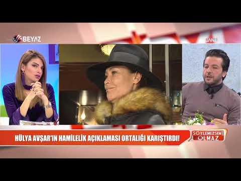 Hülya Avşar'ın hamileyim şakası başına iş açtı