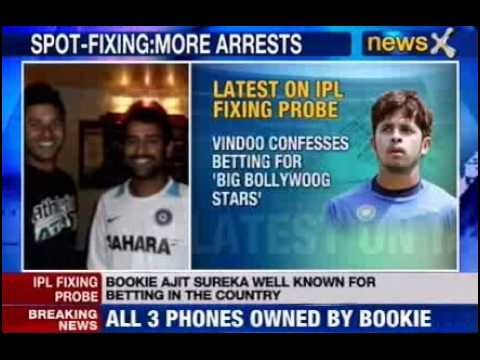 IPL Spot fixing : Two models nabbed in Mumbai