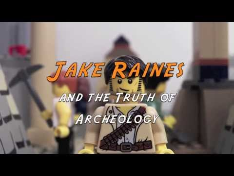 Jake Raines and the Truth of Archaeology