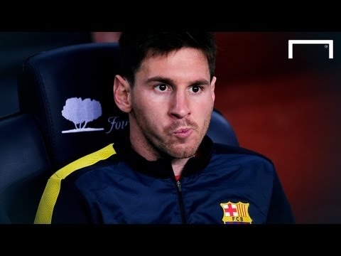 Messi to go to court over tax fraud