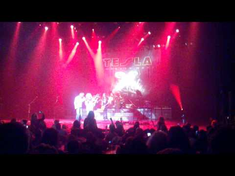 Tesla - Love Song - April 16, 2011 - Turning Stone Resort - Verona NY