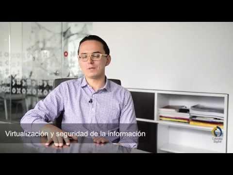 Virtualización y seguridad de la información.