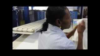 St. Lucia Linen Services Ltd. Plant Tour Video