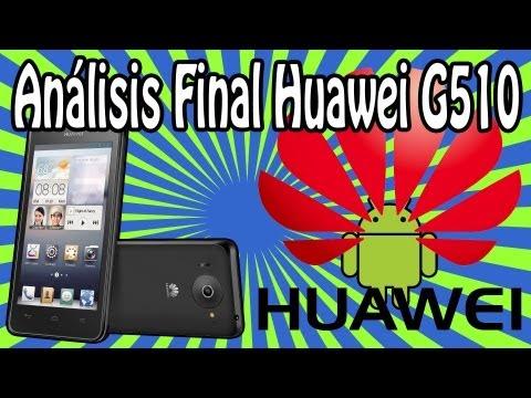 Review - Analisis Huawei G510
