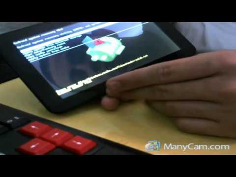 Restauração de fabrica Tablet Multilaser M7s