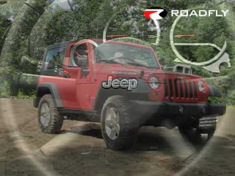 Roadfly.com - 2007 Jeep Wrangler 4x4 Off Roading Video
