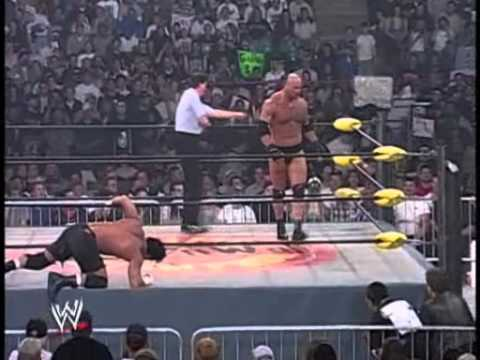 Wwe Bill Goldberg The Streak 1 2 video