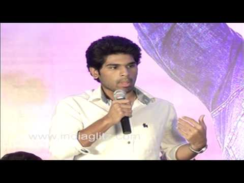 Allu Sirish Speech at Gouravam Trailer Launch l Telugu Cinema | Tollywood Films