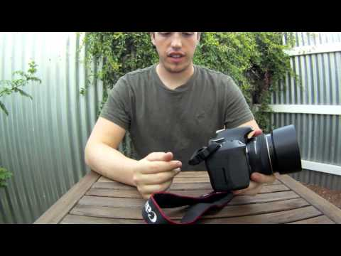 Canon t3i Rebel (600d) Full Review