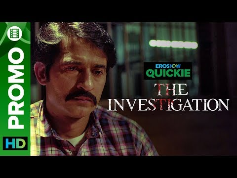 What Is The Mystery Behind This Murder? | The Investigation | Eros Now Quickie