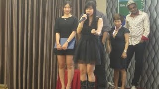 World Ventures Johor Bahru - Intro to Rock Asia with Gurmit - Sharing by Amillee Kang and Felicia