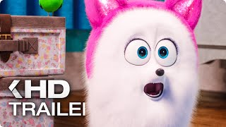 "THE SECRET LIFE OF PETS 2 ""Gidget"" Trailer & All Trailers So Far (2019)"