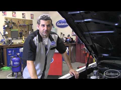 Buffing Metal & Shop Tips on Mark's R&D Corner from Eastwood