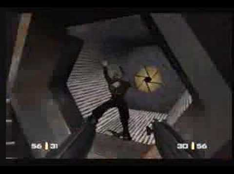 Goldeneye - Caverns (00 Agent) - Speed Run