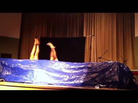 Veritas Academy - 2013 Defender Pretender Pageant: Synchronized Swimming part 2