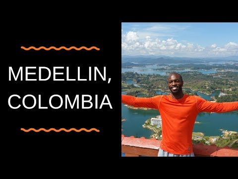 Medellin Colombia - Want To Travel To South America - Michael Goes To Medellin