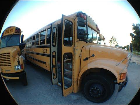 Paranormal Vlog Haunted School Bus Youtube