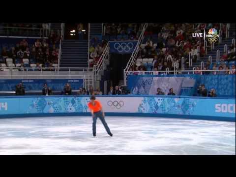 2014 Olympics Men LP 2 GODOROZHA Yakov UKR