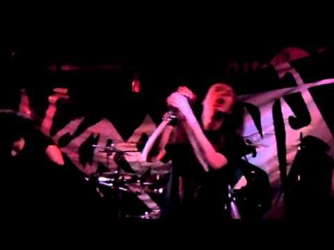 Necrodeath - Final War / Hate and scorn live @united club Torino