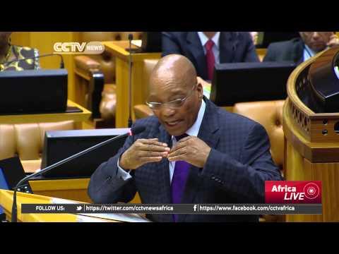 President Zuma Denies Dodging Nkandla Questions