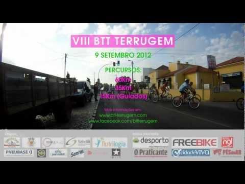 VIII Passeio BTT Terrugem - 9 Set 2012