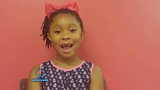Young Girl Gives Motivational Speech II Steve Harvey