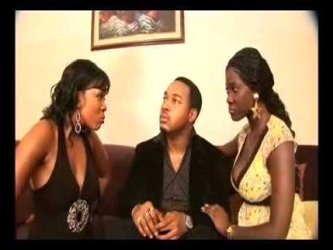Nonso Diobi In A Dilemma With Babes!