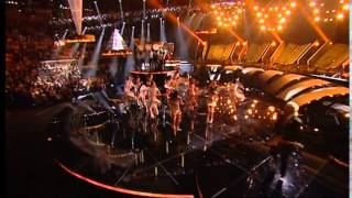 Ruslana - Heart on Fire (Eurovision 2005 Final opening)
